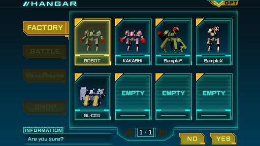 RCR -ロボット コンストラクション R-