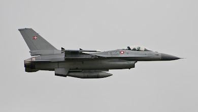Photo: F-16 (Dania)