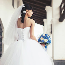 Wedding photographer Ekaterina Zagvazdina (zkate). Photo of 14.02.2017