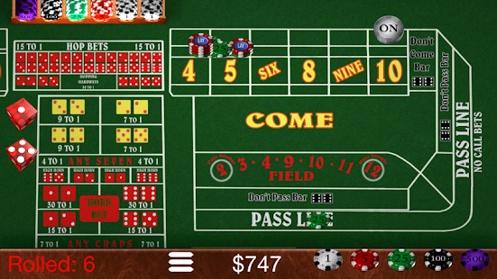 Craps Trainer Pro - screenshot thumbnail
