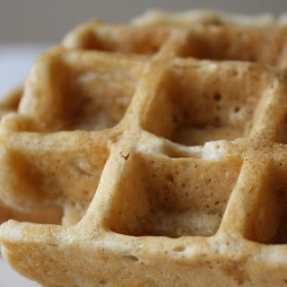 No Milk Waffles Recipes