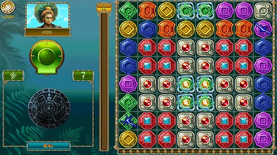 Treasures of Montezuma 2 Free - náhled