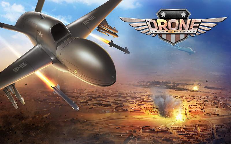 Drone Shadow Strike Screenshot 14