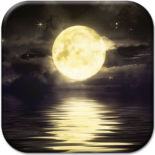 Moon Paradise Live Wallpaper Icon