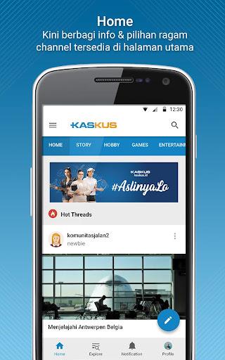 KASKUS Forum 4.2.0 gameplay | AndroidFC 1