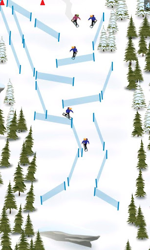 Alpine Boarder  screenshot 4