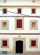Photo: Fassade in der Stadt Artà Mallorca