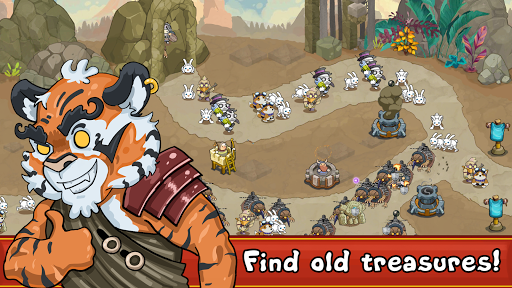 ud83dudc8e Tower Defense Realm King: (Epic TD Strategy) ud83dudc8e apkpoly screenshots 23