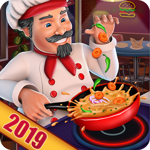 Kitchen Station Chef : Cooking Restaurant Tycoon – APK MOD HACK – Dinheiro Infinito