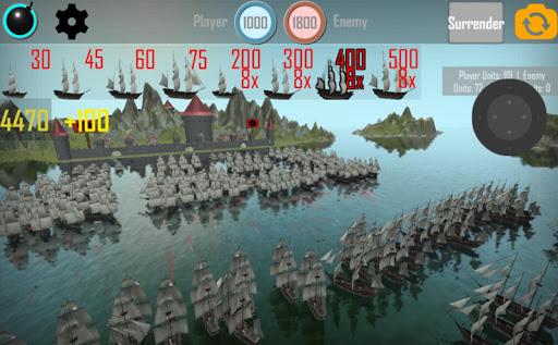 MEDIEVAL NAVAL OPS : WARSHIPS of WORLD 1.3 screenshots 3