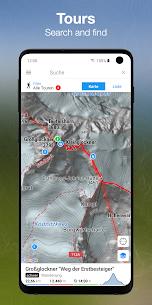 bergfex Tours & GPS Tracking Running Hiking Bike 1