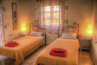 Photo: Villa Arodamos, located in Pikris, Rethymnon, Crete. More at www.villas.crete.pro