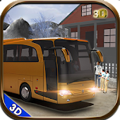 offroad coach bus driver 2017