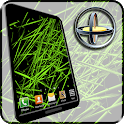Digital Bamboo Forest Parallax icon