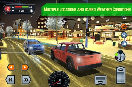 Car Driving School Simulator 4