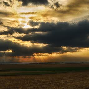 Dreamlight by Ernst Gamauf - Landscapes Sunsets & Sunrises