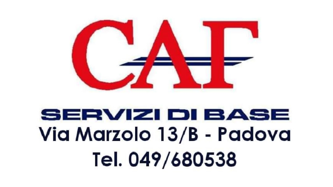 Caf Servizi Di Base Patronato Sindacato A Padova