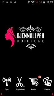 Djennaliyah Coiffure - náhled
