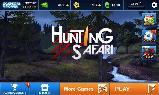 Hunting Safari 3D 1.5 screenshots 9