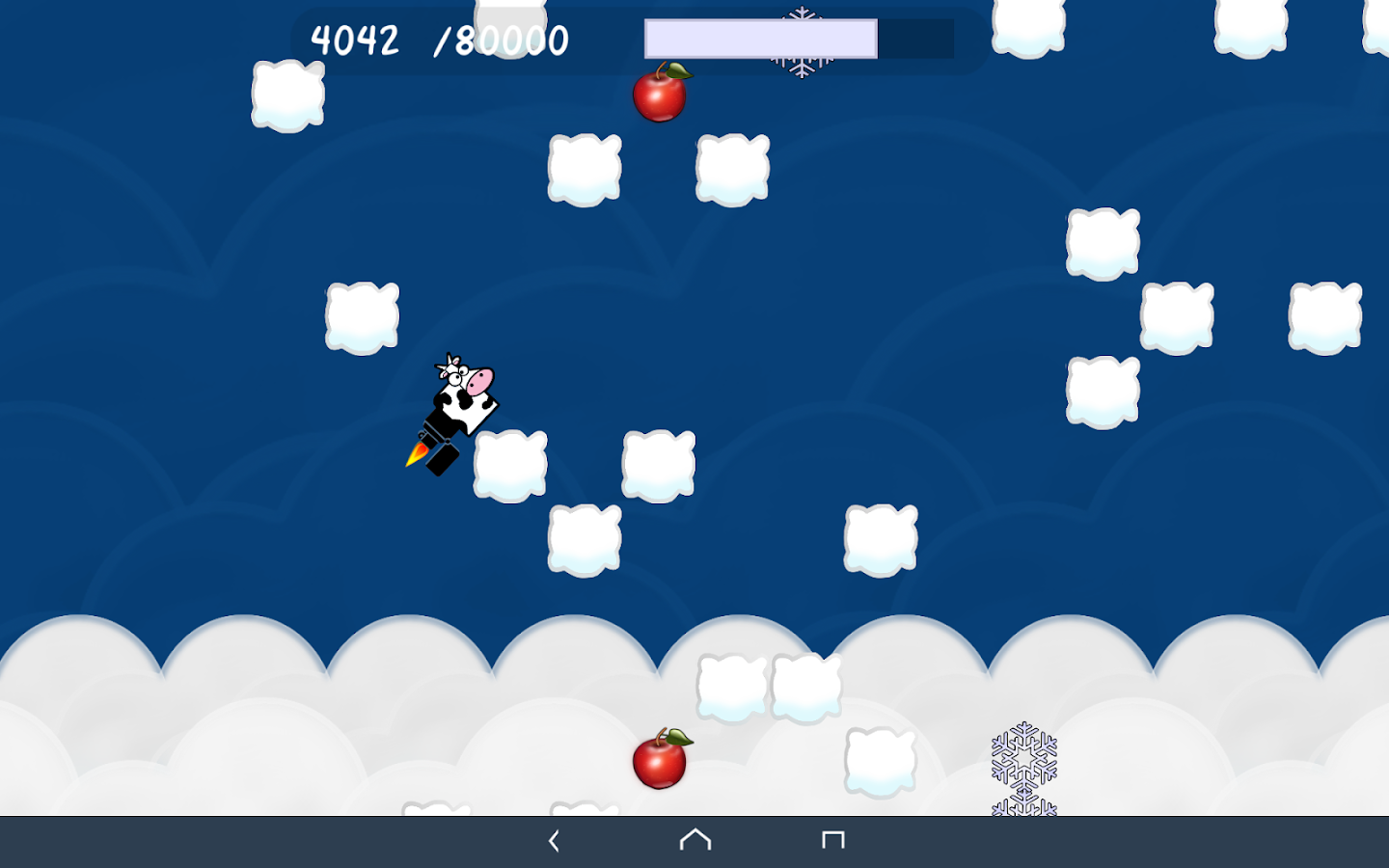 Crazy Cow- screenshot