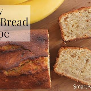 Easy Banana Bread.