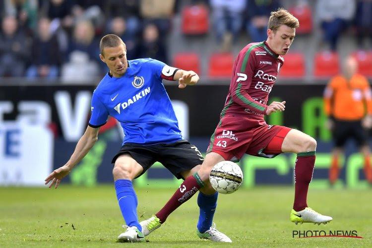 """Zulte Waregem zet alle zeilen bij om Coopman tóch te laten spelen tegen Club Brugge: """"Misschien vonden we wel een achterpoortje"""""""