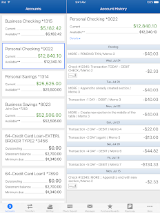 Tru2Go Truliant Mobile Banking- screenshot thumbnail