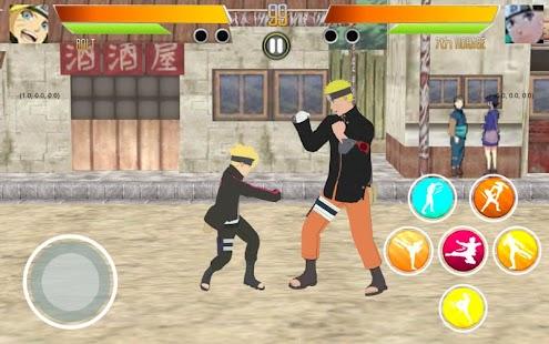 BORUTIMATE : Ultimate Ninja Fighting - náhled