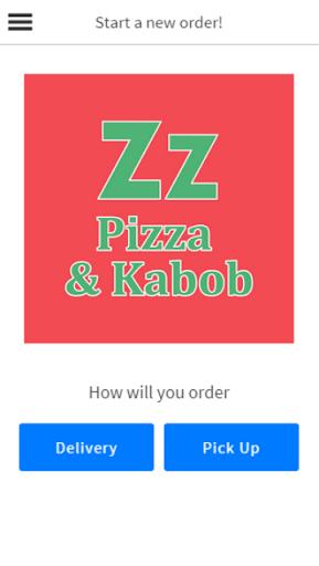 ZZ Pizza Kabob