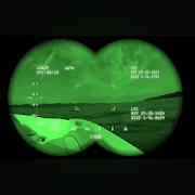 Binoculars laser 3D