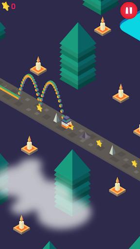 Télécharger Road Hopper - Tap Tap Hop Jump mod apk screenshots 3