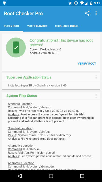 Root Checker Pro APK Cracked Free Download   Cracked Android