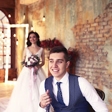 Wedding photographer Irina Petrova (IrinaPetrova1105). Photo of 19.10.2018
