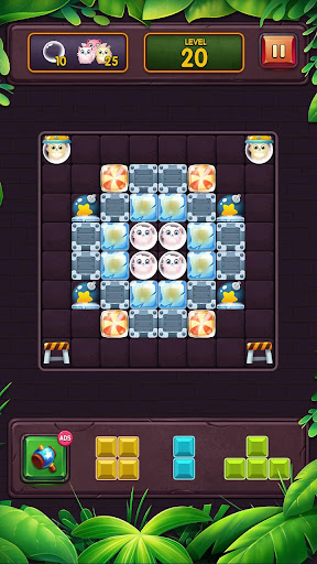 Classic Block Puzzle Game 1010 screenshot 1
