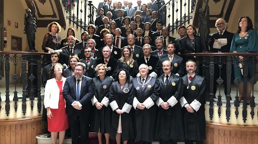 El Colegio de Graduados Sociales de Almería celebra su 35 aniversario