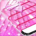 Cool Keyboard Pink icon