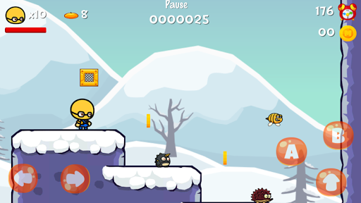 Super Banana Adventure - screenshot