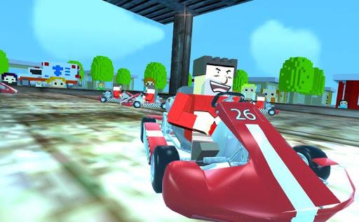 3D Crazy Bumper Cars Mania