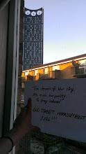 Photo: London Landmarks against Street Harassment, UK