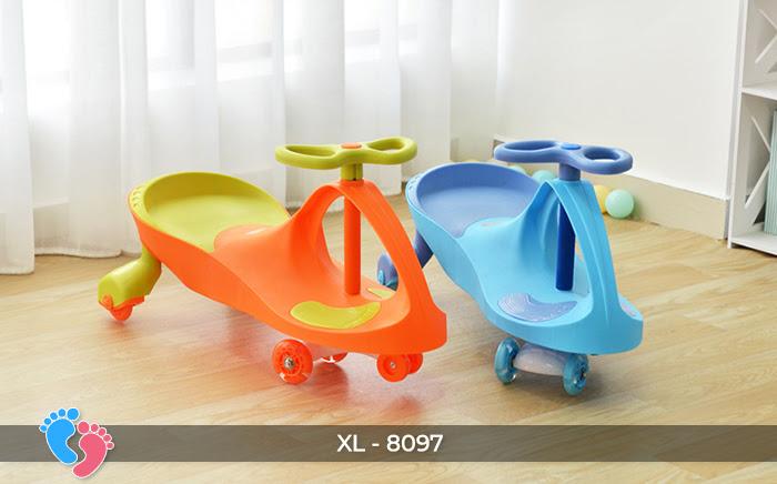 Xe lắc đồ chơi cho bé Broller XL-8097 10