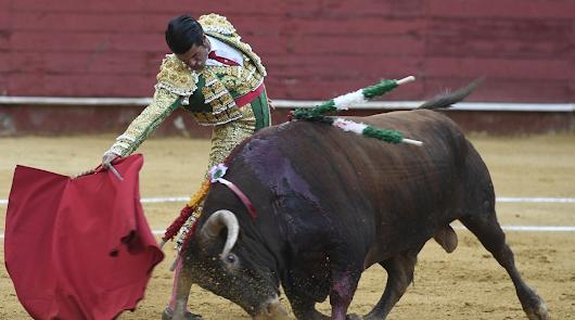Emilio de Justo, triunfador de la feria taurina