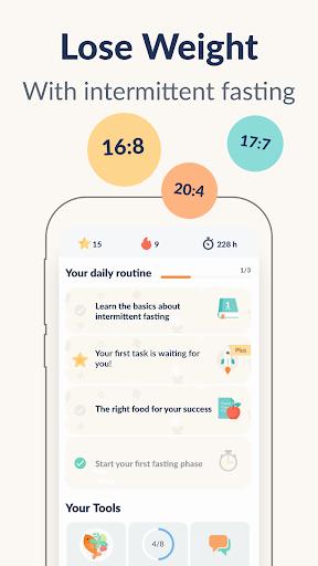 Fastic Fasting App & Intermittent Fasting Tracker 1.21.1 screenshots 2