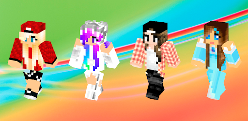 A new collection of free skinny girls for Minecraft! Super skins are free!