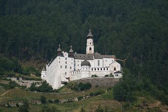 Photo: Opactwo benedyktynów Marienberg jest najwyżej położonym w Europie(1340 metrów).