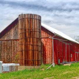 by Mike N Connie Holmes - Buildings & Architecture Other Exteriors ( barn, rural,  )