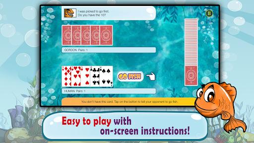 Go Fish: Kids Card Game (Free) 1.21 screenshots 3
