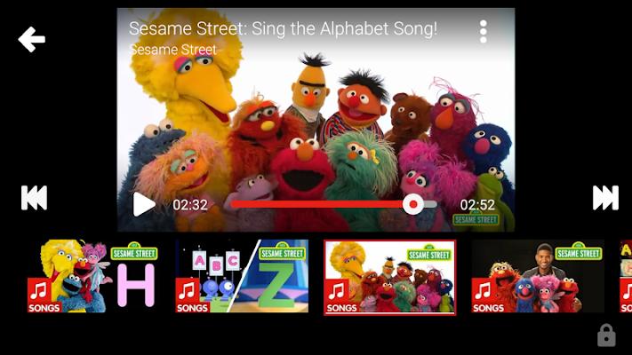 YouTube Kids - screenshot