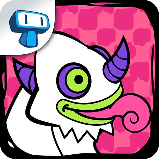 Chameleon Evolution - Clicker 休閒 App LOGO-硬是要APP