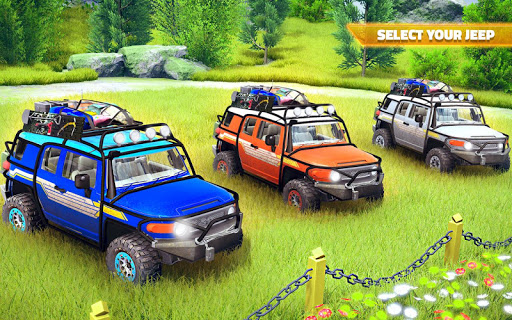 Offroad Jeep Driving 2020: 4x4 Xtreme Adventure filehippodl screenshot 1