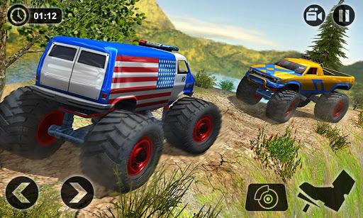 Offroad Monster Truck Driving Trials 2019 1.2 screenshots 2